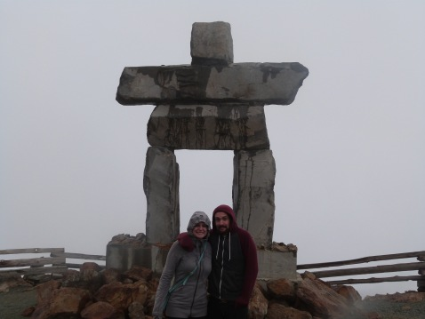 The inukshuk of gloom